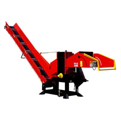 Ágaprító gép R-150/6 kés+300/30 szalag