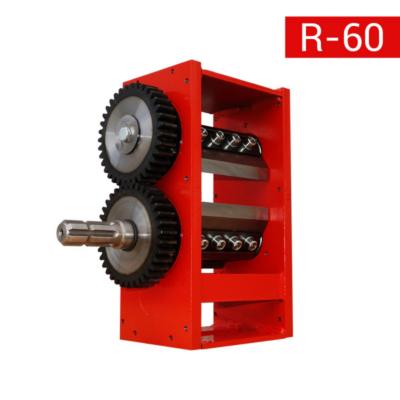 R-60/6 késes Mechanizmus