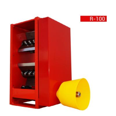 R-100/6 késes Mechanizmus