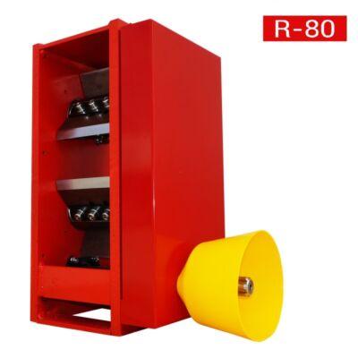 R-80/6 kés Mechanizmus